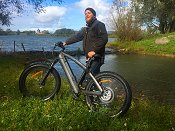 Fat Bike Tours bedrijfsuitje