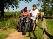 Fat Bike Tours fietstocht