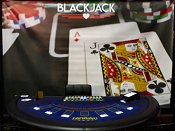 casino huren Blackjack tafel